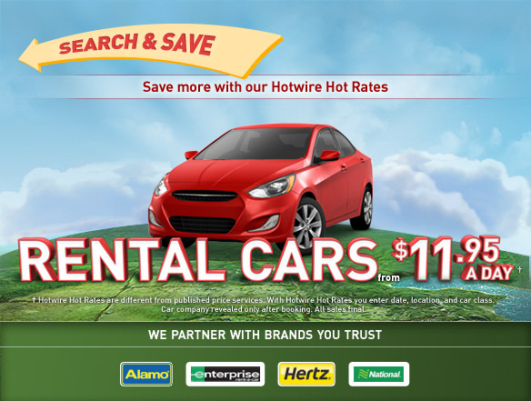 Hotwire car deals reviews