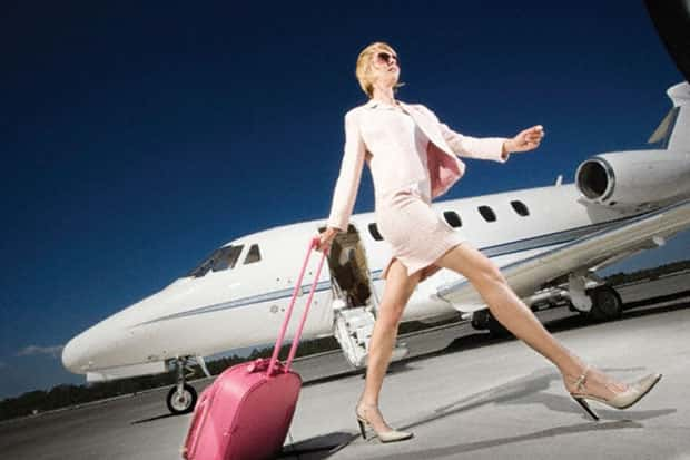 Charter A Private Jet!