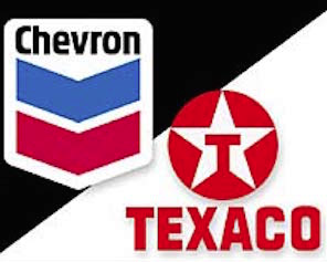 Chevron Texaco Logo Dealioz Com
