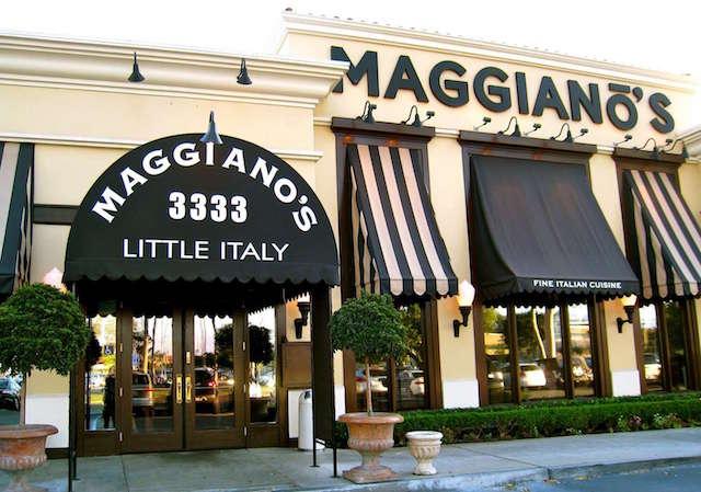 Maggiano S Little Italy Dealioz Com
